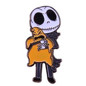 Nightmare Before Christmas Enamel Pin